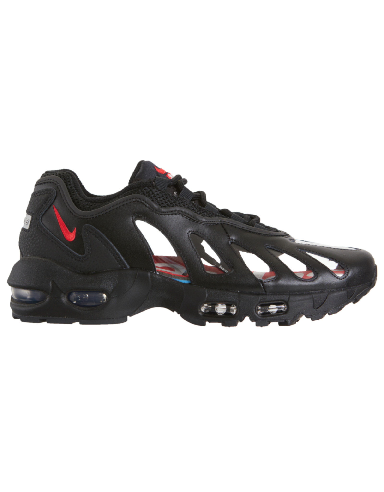 NIKE Nike Air Max 96 Supreme Black