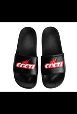 Travis Scott Cacti Slides Black