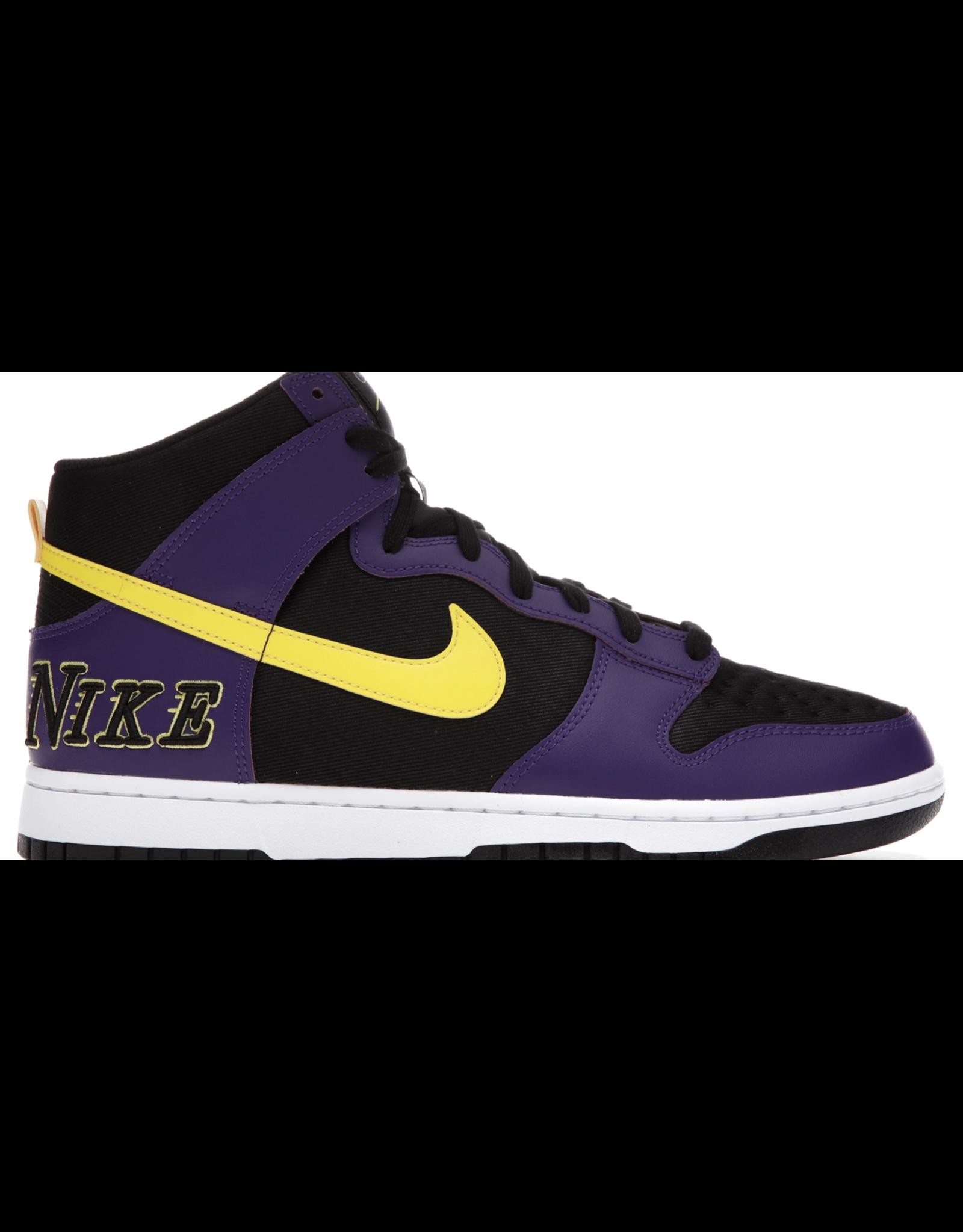 NIKE Nike Dunk High EMB Lakers