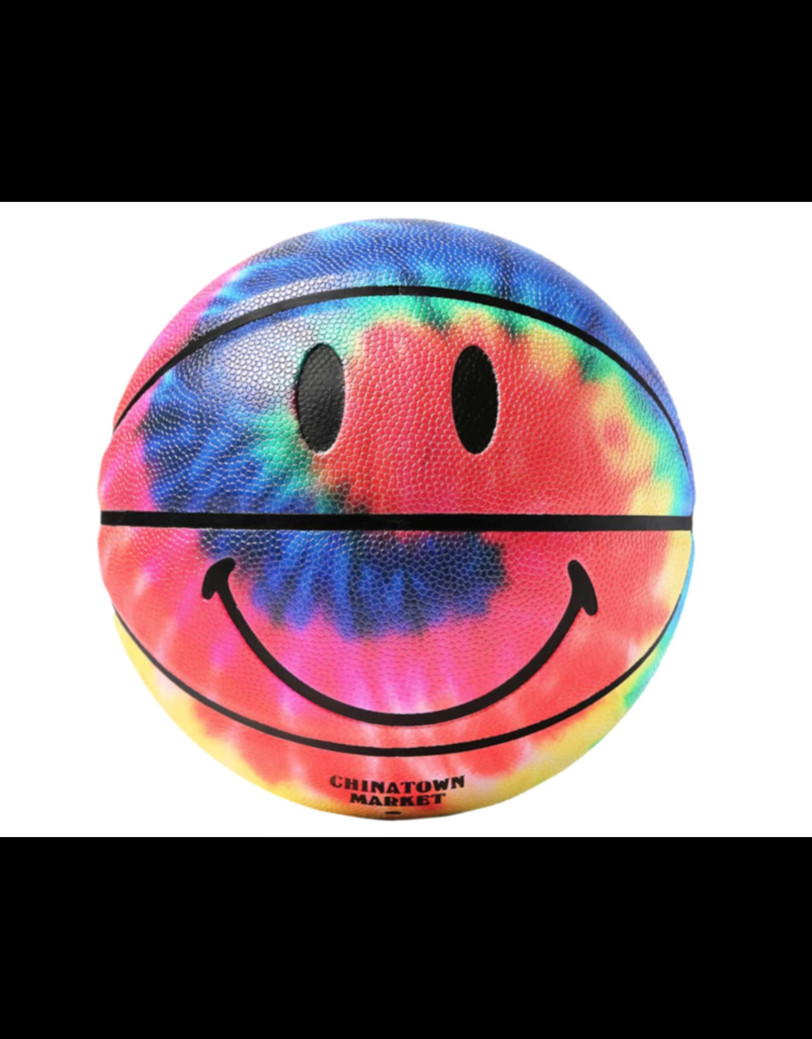 Chinatown Market Smiley Basketball Tie Dye