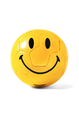 Chinatown Market Smiley Soccer Ball Yellow