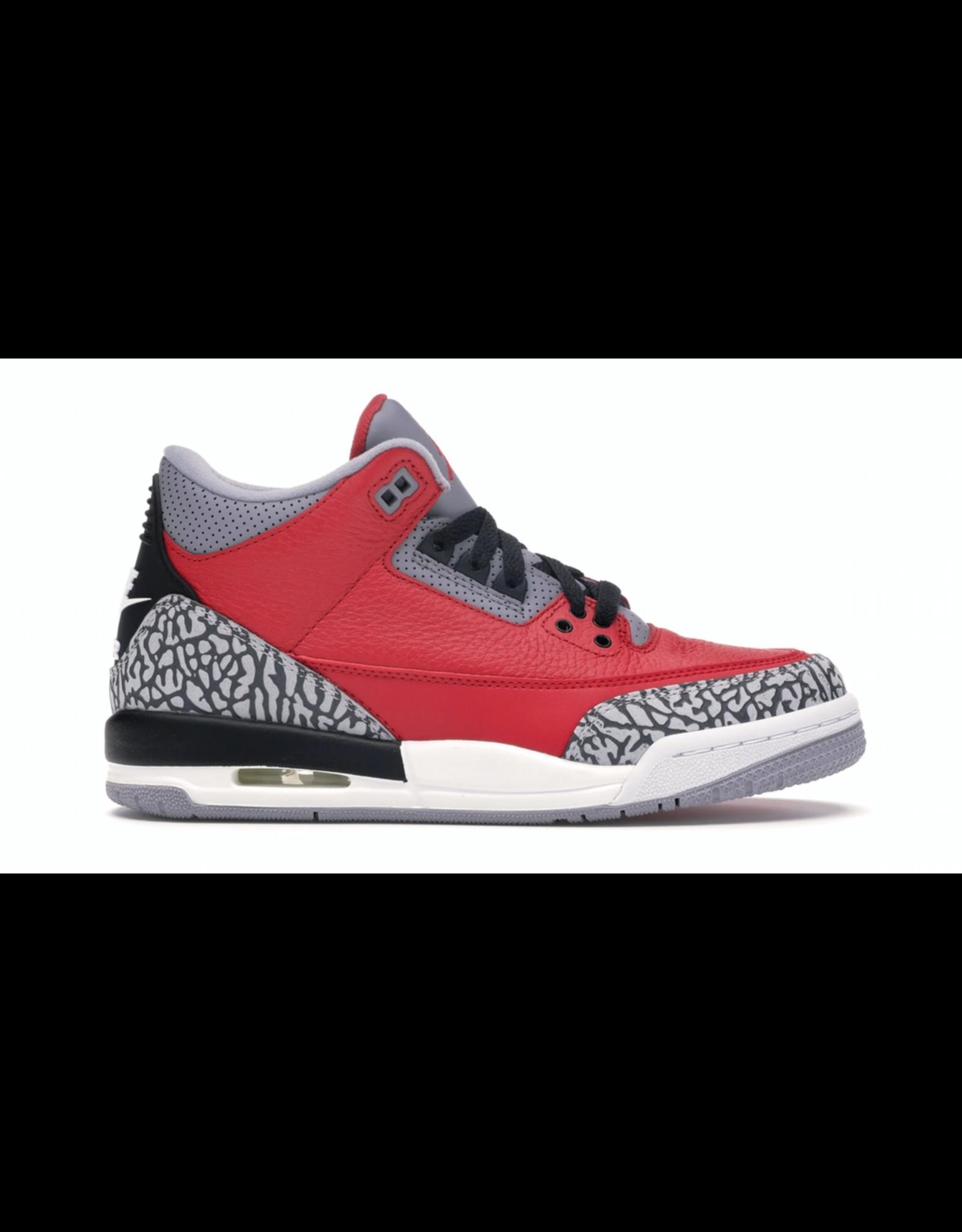 JORDAN Jordan 3 Retro SE Fire Red (GS)