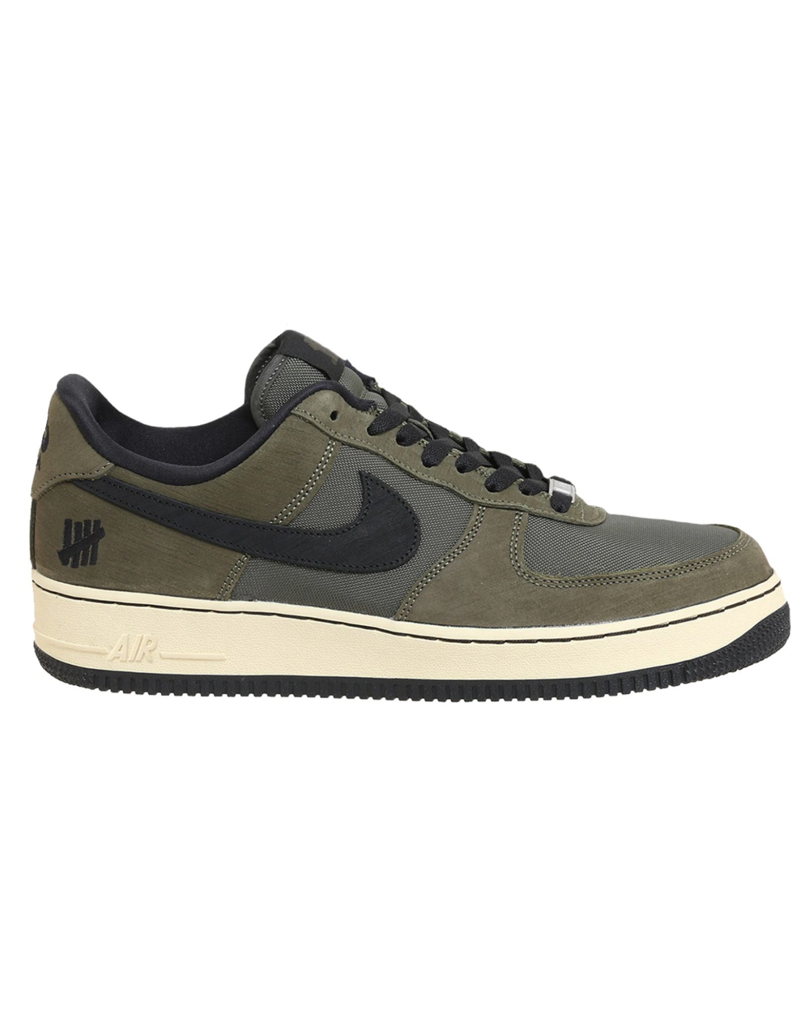NIKE Nike Air Force 1 Low SP UNDEFEATED Ballistic Dunk vs. AF1