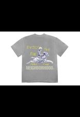 TRAVIS SCOTT Travis Scott Cactus Jack x Neighborhood Carousel T-shirt Grey XL