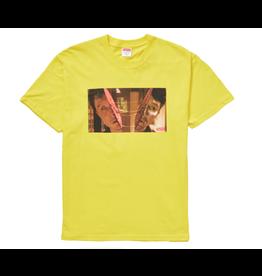 SUPREME Supreme Split Tee Yellow MED