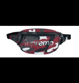 SUPREME Supreme Waist Bag (SS21) Red Camo