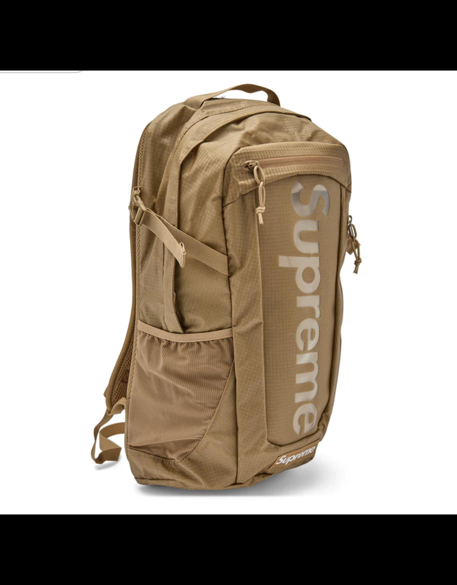 SUPREME Supreme Backpack Backpack (SS21) Tan