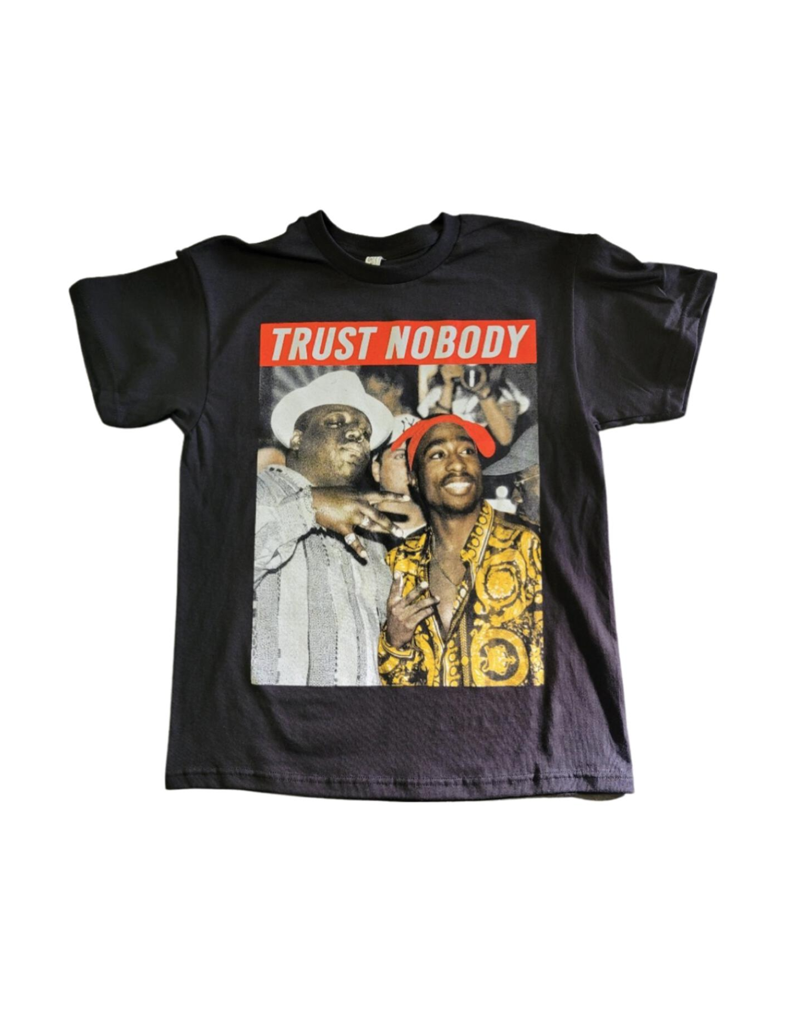 Pac & Big Trust Nobody Tee