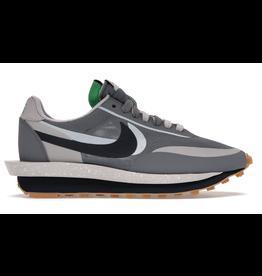 NIKE Nike LD Waffle sacai CLOT Kiss of Death 2 Cool Grey