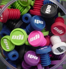 ODI BMX end plug - assorted colors, pair