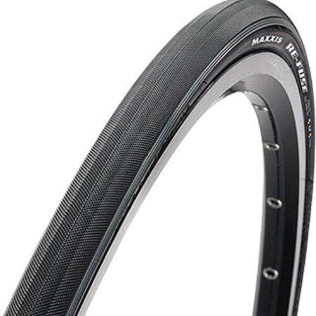Maxxis Maxxis, Re-Fuse, Tire, 700x25C, Folding, Clincher, Dual, K2, Silkworm B2B, 60TPI, Black