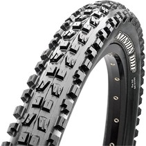 Maxxis, Minion DHF, Tire, 27.5''x2.50, Folding, Tubeless Ready, 3C Maxx Grip, EXO, Wide Trail, 60TPI, Black