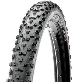 Maxxis Maxxis, Forekaster, Tire, 27.5''x2.35, Folding, Tubeless Ready, Dual, EXO, 120TPI, Black