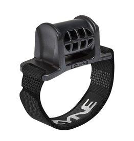 Lezyne Lezyne, Lights Helmet Mount, Black (For KTV Pro, Hecto Drive, Micro Drive, Macro Drive, Power Drive)