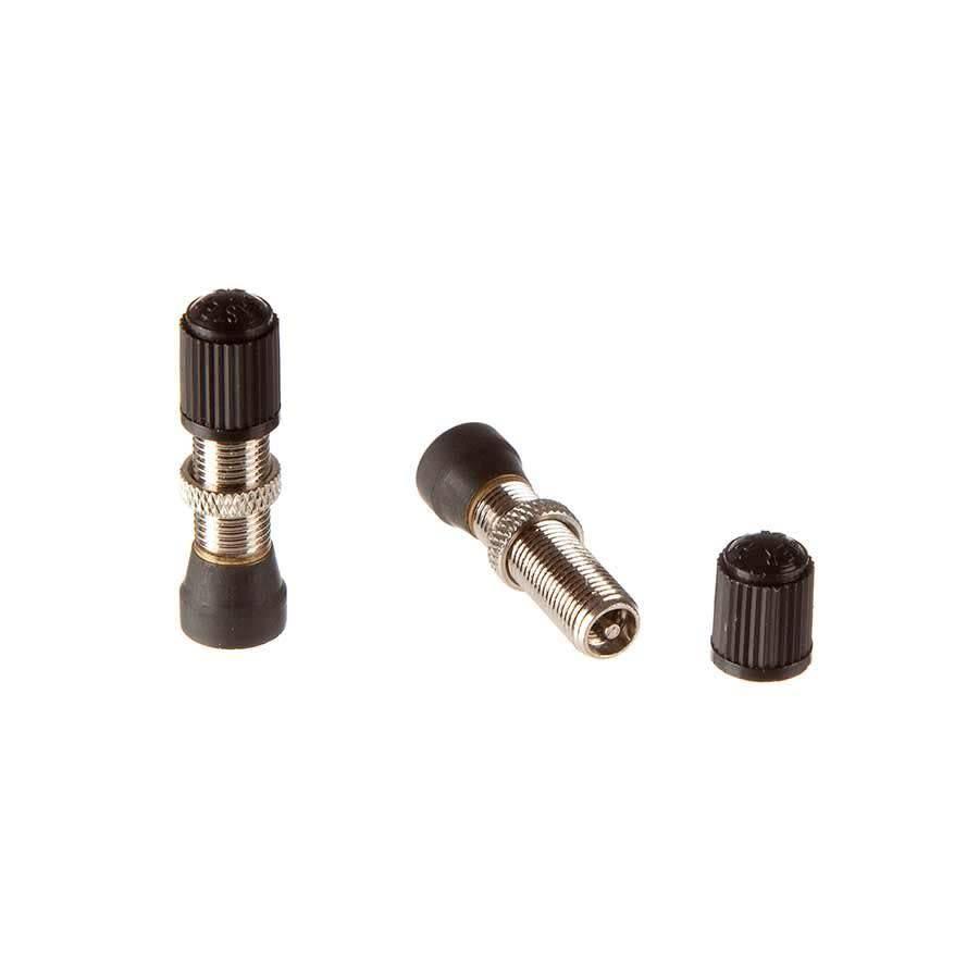 Schrader 10mm Base 32mm Stan/'s No Tubes Valve Stems Universal