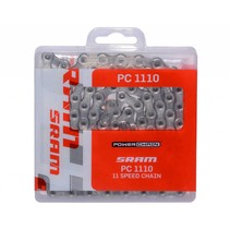 Sram, PC 1110, Chain, 11 speeds, 114 links, With PwerLck 11