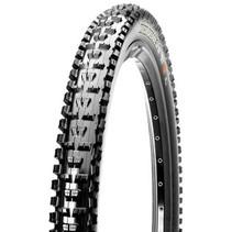 Maxxis, High Roller II, Tire, 26''x2.40, Folding, Clincher, 3C Maxx Terra, EXO, 60TPI, Black