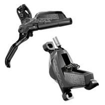 Sram, Code R, Pre-assembled disc brake, Front/Rear, Rtr and adapter nt included