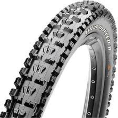 Maxxis Maxxis, High Roller II, 29''x2.50,, 3C Maxx Terra, EX, Wide Trail, Tubeless Ready, 60TPI, Black