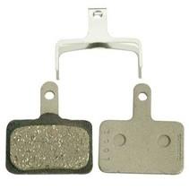 Shimano, B01S B-Type, Disc Brake Pads, Shape: Shimano B-Type, Resin, Pair, EBPB01SRESINA