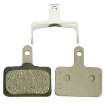 Shimano, Y8B698010, M05, BR-M515, Disc brake pads, Resin, Pair, B type