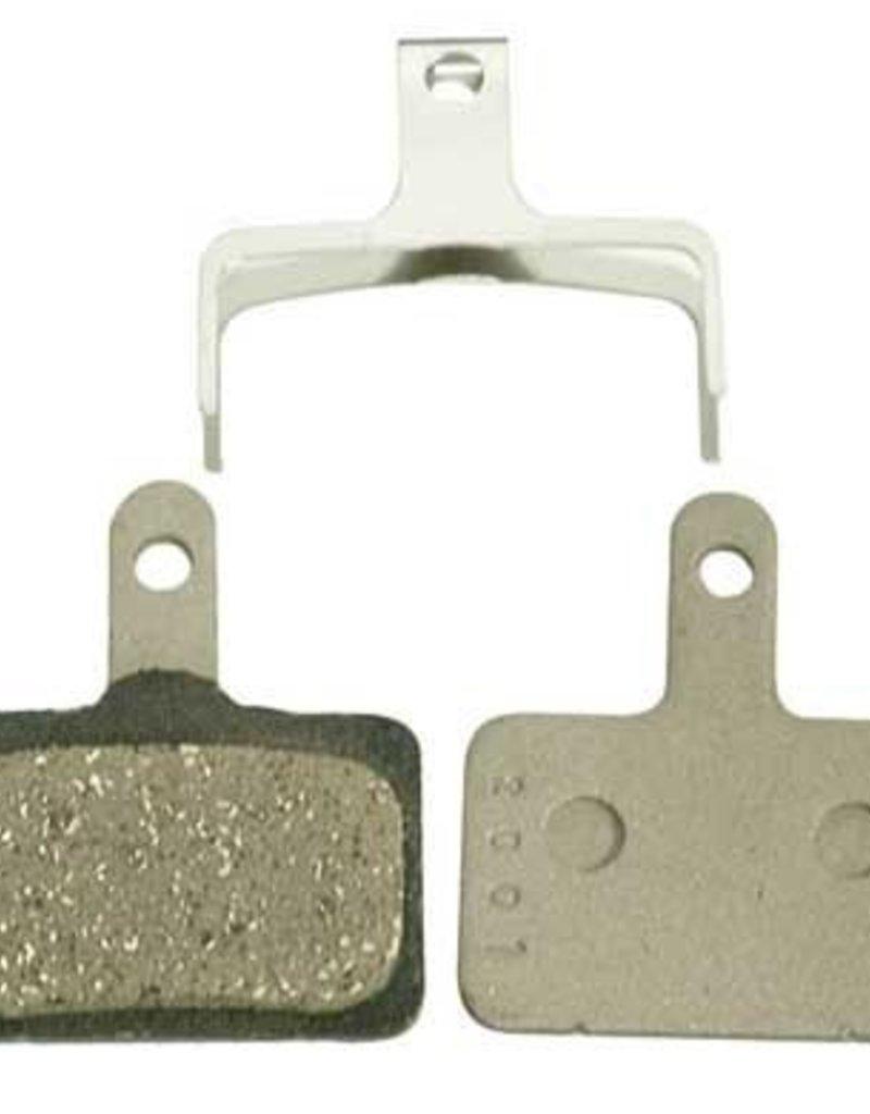 Shimano B01S Resin Disc Brake Pads V3.0 /& Springs w// Split Pin BR-T615
