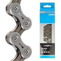 BICYCLE CHAIN, CN-4601, TIAGRA, FOR 10-SPEED, 116 LINK