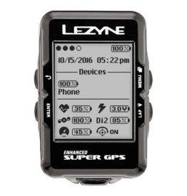 Lezyne Lezyne, Super GPS, Cyclocomputer