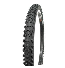 Vee Rubber, VRB-104 Smoke, 24x2.00, Wire, 40-65PSI, 840g, Black