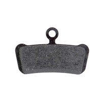 SRAM, Guide/Trail, Disc Brake Pads, Shape: SRAM Guide/Avid Trail, Organic, Pair, Steel back plate
