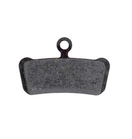 Sram SRAM, Trail/Guide, Disc brake pad, Organic (Quiet), steel back plate