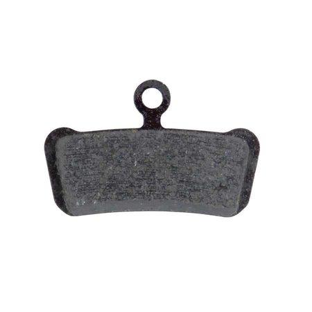 Sram SRAM, Guide/Trail, Disc Brake Pads, Shape: SRAM Guide/Avid Trail, Organic, Pair, Steel back plate