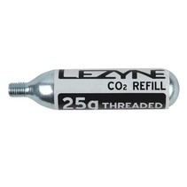 Lezyne, C_ Cartridges, Threaded, 25g