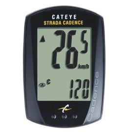 Cat Eye Cat Eye, Strada Digital Wireless - Cyclocomputer, Speed, Cadence