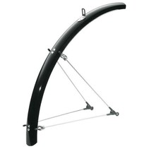SKS Fender, B53 Commuter II, 700 x 38-47mm, Black