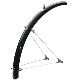 SKS B42 Commuter II 700 x 25-35mm Fender Set Black
