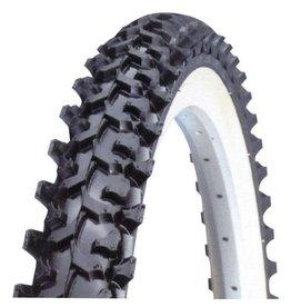 Kenda, K850, Tire, 24''x1.75, Wire, Clincher, SRC, 22TPI, Black