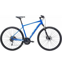 MARIN BICYCLES 2018 MARIN SAN RAFAEL DS4 GLOSS BLUE MD