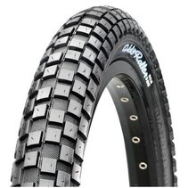Maxxis, Holy R0ller, 20x2.20, Wire, Dual, Clincher, 60TPI, 60PSI, Black