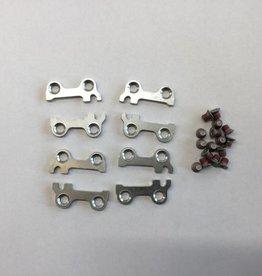 HT Part Pedal Hook Plates T1SX (Converts T1 to T1SX)