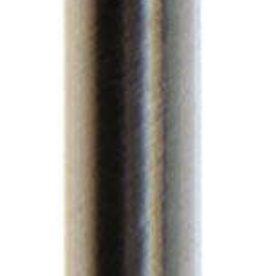 Wheelsmith Double Butted Spokes 246mm-278mm, Blank J-bend, Black