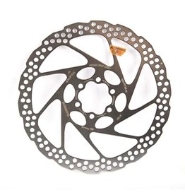 Shimano SHIMANO ROTOR FOR DISC-BRAKE, SM-RT56 S 160MM, 6-BOLT TYPE, FOR RESIN PAD