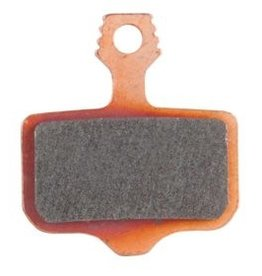 Sram Avid, Elixir, DB, Level, Level T, Level TL Disc brake pads, Disc brake pads, Organic (Quiet), Steel back plate, pair