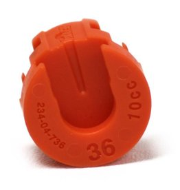 FOX Volume Spacer, Float 36, Orange, 10cc