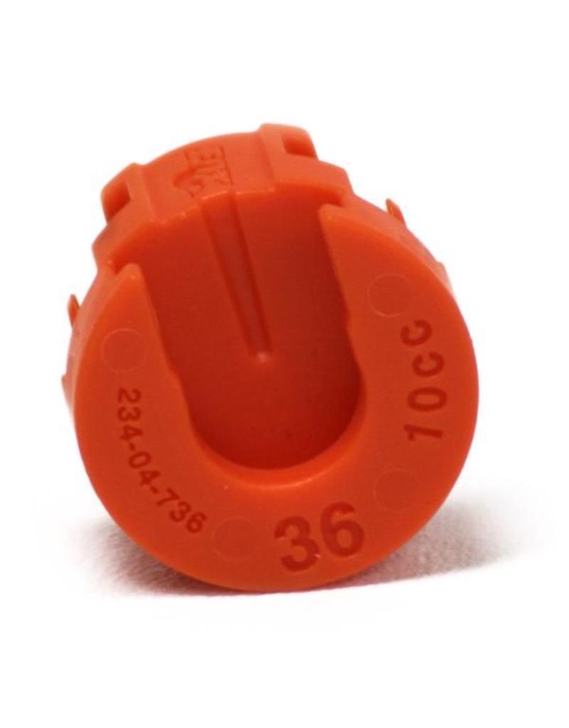 FOX Volume Spacer, Float 36, Orange, 10cc