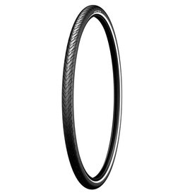Michelin, Protek, 700x32C, Wire, Clincher, Protek 1mm, Reflex, 22TPI, 36-87PSI, Black