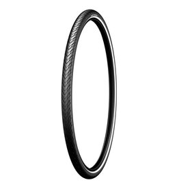 Michelin, Protek, 700x32C, Wire, Clincher, Protek 1mm, Reflex, 22TPI, 36-87PSI, Black