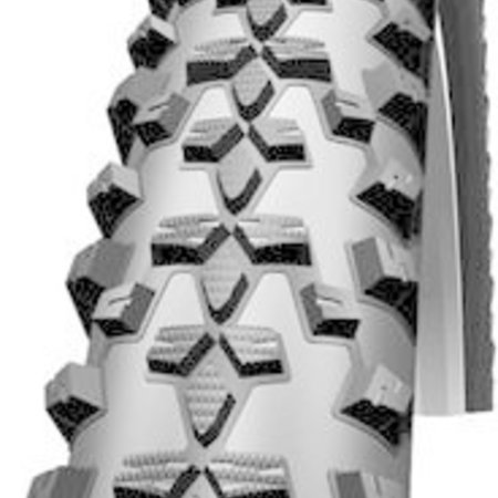 Schwalbe Smart Sam Tire 700 x 35c (37-622) Black, Reflective Strip, Performance, Addix Compound, Wire