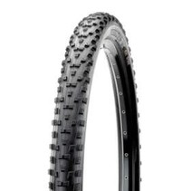 Maxxis, Forekaster, Tire, 29''x2.35, Folding, Tubeless Ready, Dual, EXO, 120TPI, Black