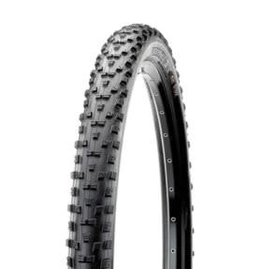 Maxxis Maxxis, Forekaster, 29x2.35, Folding, Dual, Tubeless Ready, EXO, 120TPI, 60PSI, Black
